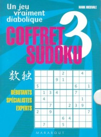 Coffret Sudoku (3 Livres)