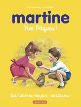 Martine : Vive Pâques !