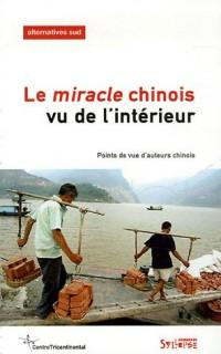 Alternatives Sud, N° 12, 2005/4 : Le miracle chinois vu de l'intérieur : Points de vue d'auteurs chinois