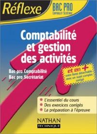 Réflexe : Comptabilité - Gestion des activités, Bac Pro