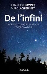 De l'Infini...Horizons cosmiques, multivers et vide quantique