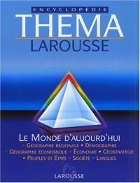 Théma : Encyclopédie, coffret de 5 volumes + index général