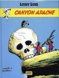Lucky Luke, Tome 6 : Canyon apache
