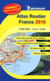 Atlas France routier compact 2010
