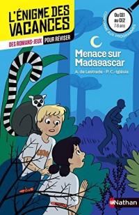Menace sur Madagascar - Cahier de vacances