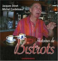Histoires de bistrots