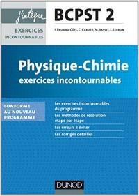 Physique-Chimie Exercices incontournables BCPST 2e année - nouveau programme 2014