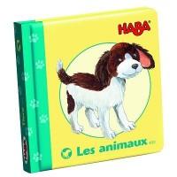 Haba - Livre cartonné - Les animaux