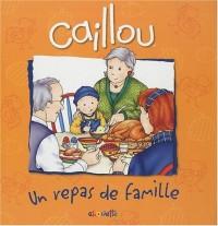 Caillou : Un repas de famille
