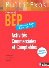 Activités Commerciales et Comptables Tle BEP Comptabilité