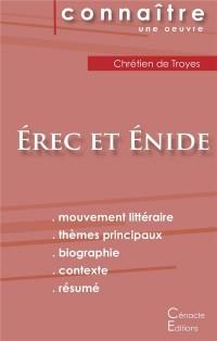 Fiche de Lecture Erec et Enide(Analyse Litteraire de Reference et Resume Complet
