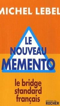 Le nouveau mémento : Bridge standard français