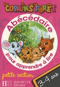 Abécédaire pour apprendre à lire petite section : 3-4 ans