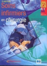 Soins infirmiers en chirurgie