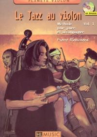 Le Jazz au violon Volume 1