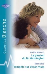 La Passion du Dr Washington-Tempête Sur Océan Blanche 819