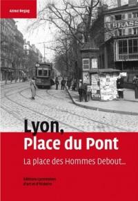Lyon, place du Pont