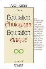 Equitation éthologique, équitation éthique