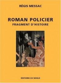 Roman policier : Fragment d'histoire