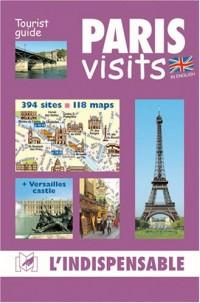 Plan de ville : Paris (en anglais)