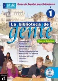 Biblioteca de Gente 1 - DVD