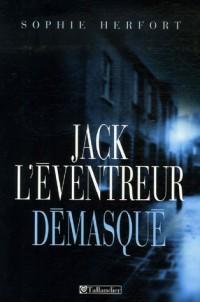 Jack l'Eventreur démasqué