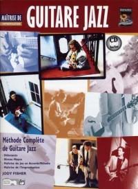 Guitare jazz maitrise improvisation tab CD