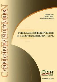 Forces armées européennes et terrorisme international