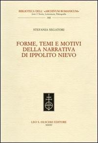 Forme, temi e motivi della narrativa di Ippolito Nievo