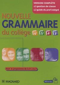 Nouvelle grammaire du collège : CD-ROM Réseau