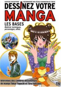 Dessinez votre manga : Les bases