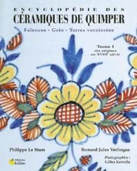 Encyclopédie des céramiques de Quimper