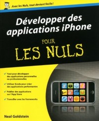 Développer des applications pour iPhone pour les Nuls