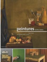Peintures / recettes maison