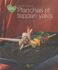 Planchas et teppan Yakis
