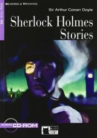 Sherlock Holmes Stories Step One CEFR A2 (1Cédérom)