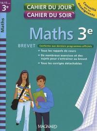 Maths 3e Brevet