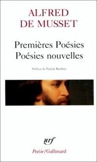 Premières poésies : Poésies nouvelles