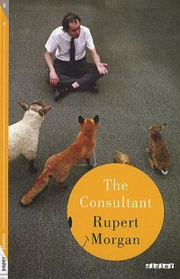 The consultant - Livre + mp3