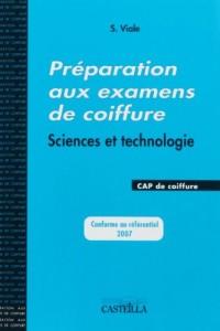 Preparation aux Examens Coiffure Cap