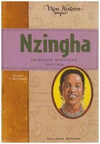 Nzingha, princesse africaine : 1595-1596