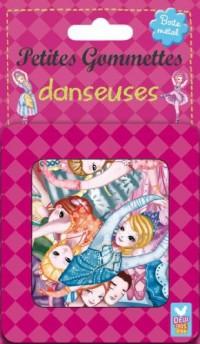Ma boîte à gommettes - Danseuses