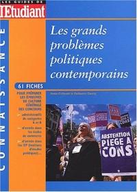 Les grandes questions politiques contemporaines 2003
