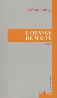 L'orange de Malte