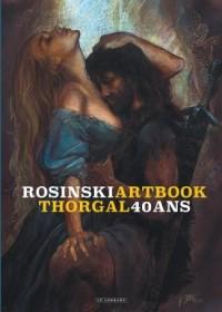 Art book Thorgal - tome 0 - Art book Thorgal