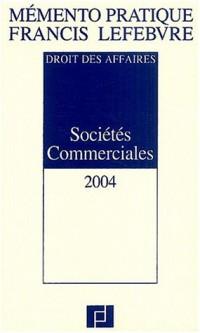 Sociétés Commerciales 2004