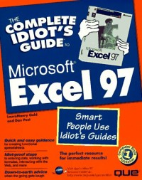 Complete Idiot's Guide to Microsoft Excel 97 (Complete Idiots Guide)