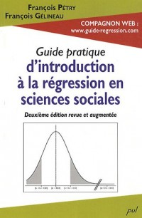 Guide pratique d'introduction à la régression en sciences sociales