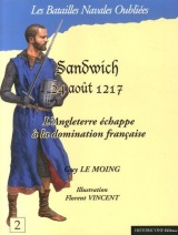 La bataille de Sandwich, 24 août 1217