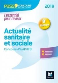 Actualité sanitaire et sociale : Concours AS/AP/IFSI